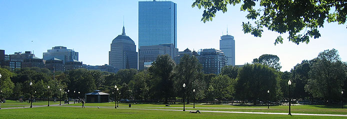 Aprender ingles en el extranjero: Boston